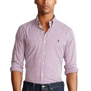 Ralph Lauren Long-Sleeve Button Down Shirt